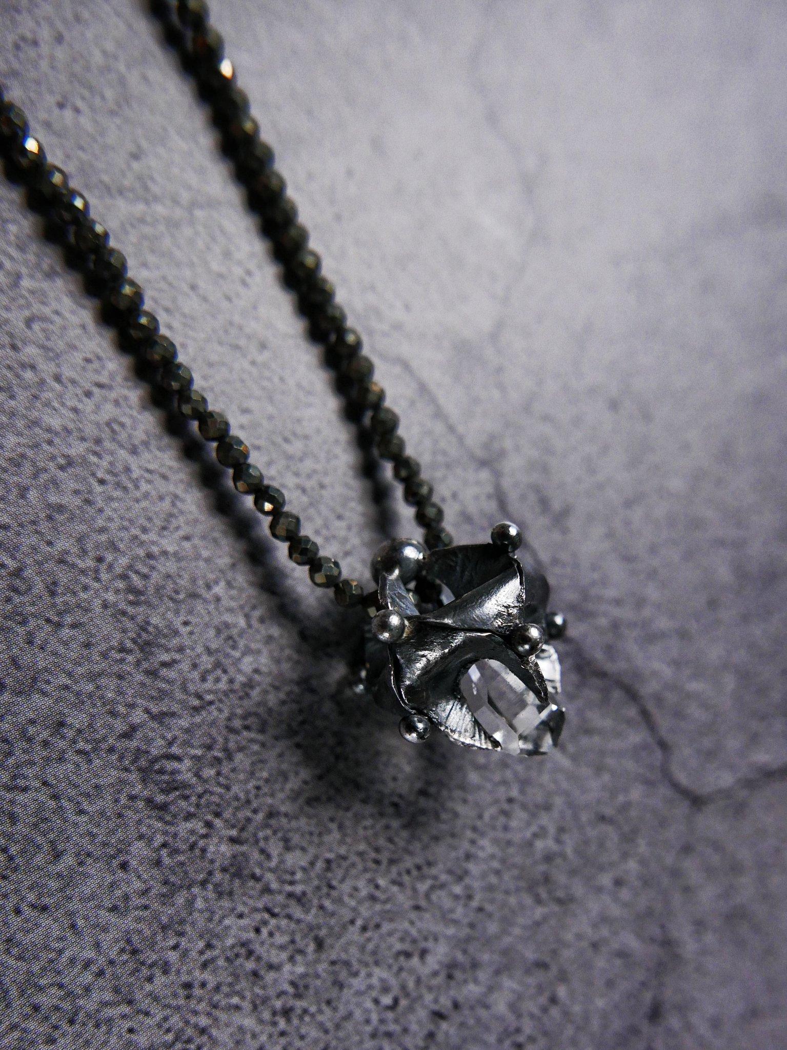 赫基蒙純銀鎖骨鍊